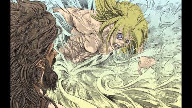 Tiểu sử nhân vật: Titan Thuỷ tổ là ai?