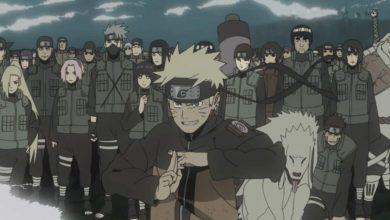 Các cấp bậc Ninja trong Naruto