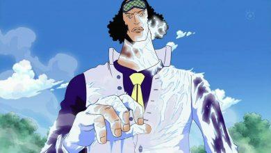 Tiểu sử nhân vật: Aokiji (Kuzan) là ai?