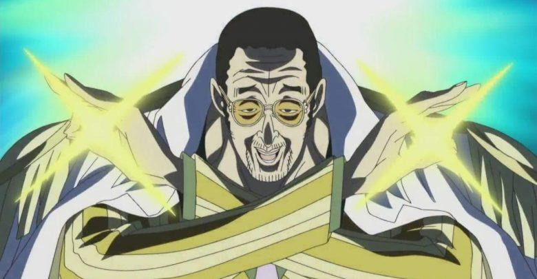 Tiểu sử nhân vật: Kizaru (Borsalino) là ai?