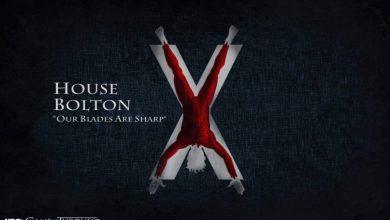 Lịch sử Nhà Bolton - Trò chơi Vương quyền