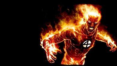 Tiểu sử nhân vật: Human Torch là ai?