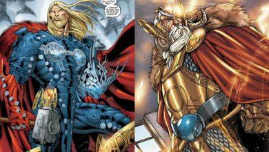 Tiểu sử nhân vật: Rune King Thor là ai?