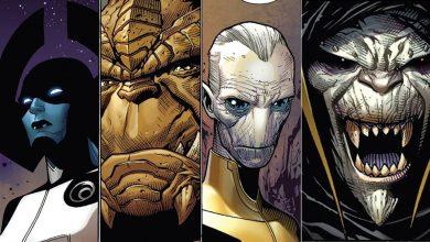 Tìm hiểu lịch sử hoạt động của nhóm Black Order - những đứa con của Thanos