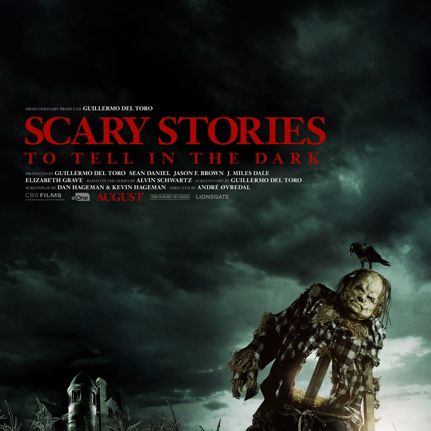 Scary Stories to Tell in the DarkPoster.