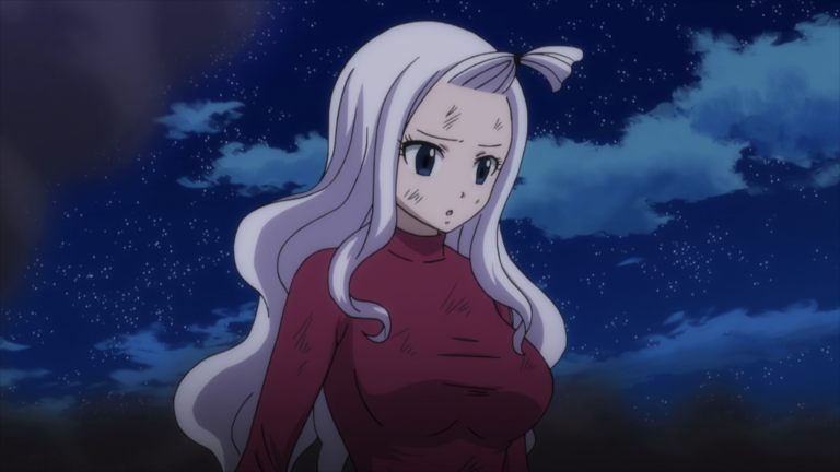 Nữ Quỷ Mirajane Trong Fairy Tail